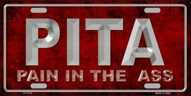 Pitas vs PITAs