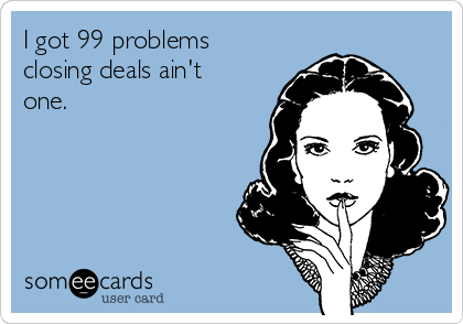 Closing Deals vs Opening Relationships